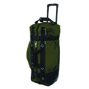 Club Glove 2011 Rolling Duffle Travel Bag (Moss) Sports