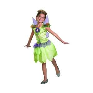Disney Fairies  Tinker Bell Rainbow Classic Toddler  Child Costume