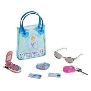 Disney Princess Cinderella Going To The Ball Fashion Bag Set with