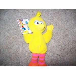 Sesame Street 1997 Big Bird Collectible Bean Bag (Sesame Street