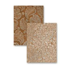 Collection   Embossing Folders   Flora: Arts, Crafts & Sewing