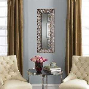Extra Long Contemporary Wall Mirror Modern Luxury