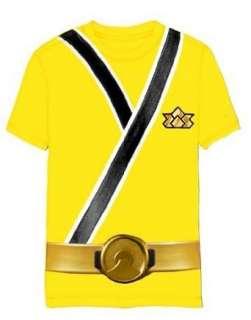 Power Rangers Samurai Ranger Uniform Monster Toddler T shirt Clothing