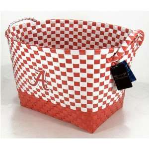 Alabama Crimson Tide NCAA Woven Basket