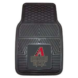 8830 MLB Arizona Diamondbacks Vinyl Universal Heavy Duty Fan Floor Mat