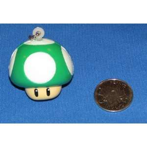 Super Mario Bros Keychain   1up mushroom (Part 2) Toys & Games