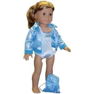 Toy American Girl dolls Aqua Gymnastic Set Toys & Games