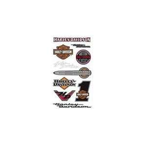 Harley Davidson Motorcycle Logos #1 Stickers Arts, Crafts