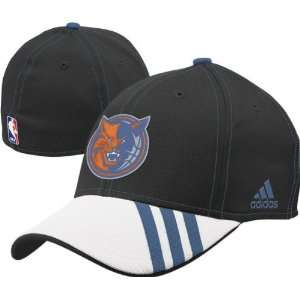 Bobcats NBA 2008 2009 Official Team Flex Fit Hat