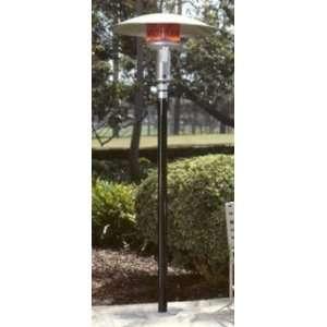 24 Volt E Series Black Natural Gas Patio Heaters Patio, Lawn & Garden