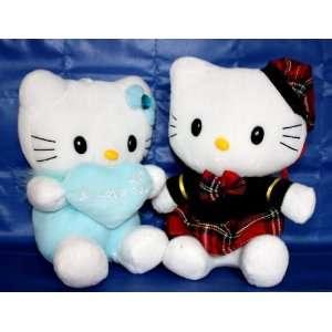 Hello Kitty Plushs   Set of 2 Toys & Games