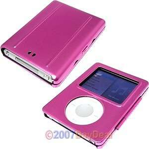 Case for Apple iPod nano (3rd generation) Hot Pink Electronics
