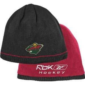 Minnesota Wild Youth RBK Hockey Official Team Reversible Skully Hat