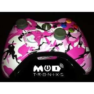 XBOX 360 Modded Controller MaxFire FUSION OVER 100 MODES