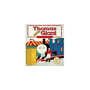 Thomas and the Giant (Thomas the Tank Engine Sticker Books