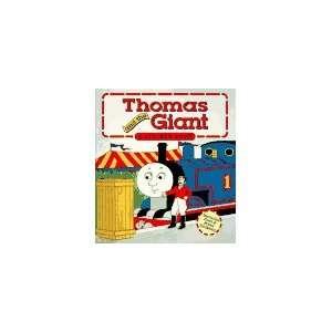 Thomas and the Giant (Thomas the Tank Engine Sticker Books