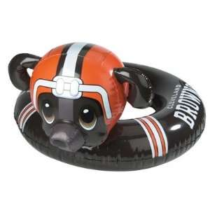 Inflatable Mascot Inner Tube   Cleveland Browns