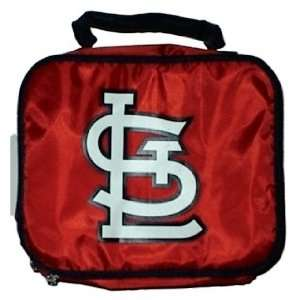 St. Louis Cardinals Insulated Lunch Bag Tote  Sports