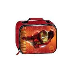 Iron Man Lunchbag Lunchbox Lunch Bag Box: Everything Else