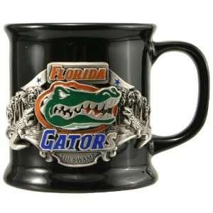 Florida Gators Black Ceramic Mug