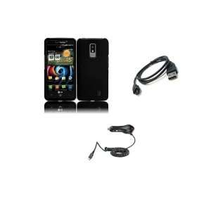 Case Cover + Car Charger + Micro USB Data Cable + FREE Zombeez Key Tag