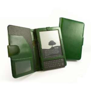 Luv Traditional Leather case cover for  Kindle Keyboard / Kindle