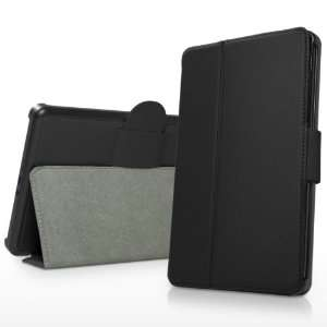 Kindle Fire Mini Convertible Case   Protective Synthetic Leather Cover