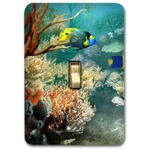 Single Metal Light Switch Plate Cover Home Decor 197