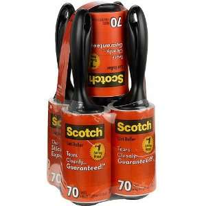 Scotch Lint Rollers 5 pk. / 70 sheets each:  Home & Kitchen