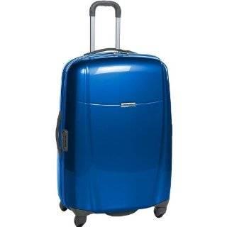Blue Samsonite 29 Hardside Spinner Luggage Upright Clothing