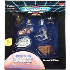 Star Wars Micro Machines Rebel Forces Gift Set Second Edition   X Wing