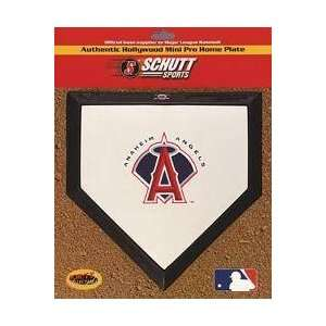 Angels of Anaheim Hollywood Mini Pro Home Plate
