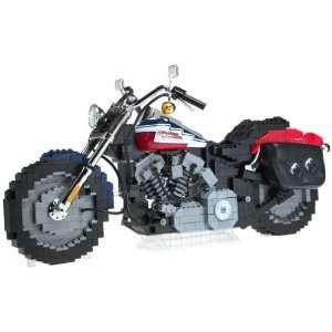 Harley Davidson Softail Motorcycle ProBuilder Set Toys