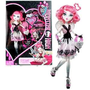 Mattel Year 2011 Monster High Sweet 1600 Series 10 Inch