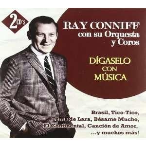 Ray Conniff Digalo Con Musica RAY CONNIFF CON SU ORQUESTA