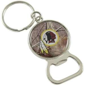 NFL Washington Redskins Real Tree Camo Bottle Opener