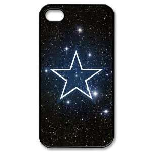 Designed iPhone 4/4s Hard Cases Cowboys team logo Cell