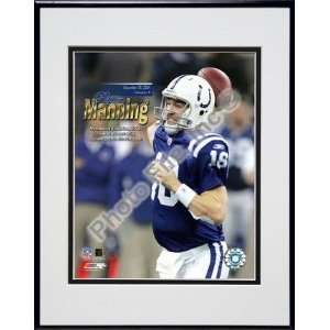 Peyton Manning Indianapolis Colts NFL Single Season Record