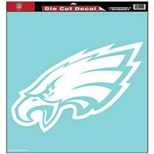 Philadelphia Eagles Nfl 18X18 Die Cut Decal Wincraft