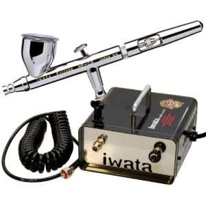 Airbrush Depot KIT 4207 IS35 HP CS .35mm Eclipse Airbrush