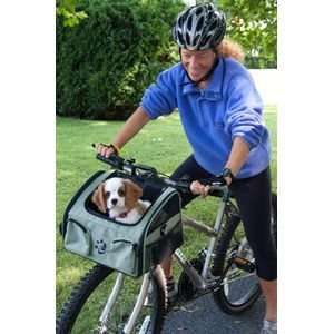 Pet Gear Pet Bike Basket 3 in 1 Car Seat / Carrier / Bike Basket for