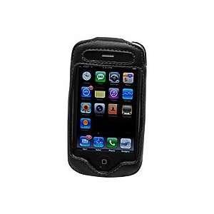 Cellet Apple iPhone 3G Elite Leather Case with Cellet Swivel Clip