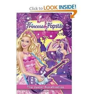 Princess and the Popstar Junior Novelization (Barbie