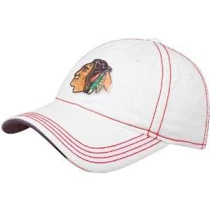 Reebok Chicago Blackhawks Ladies White Watercolor