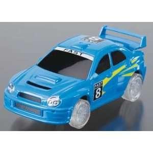 Revell   Blue Rally Car Spin Drive RTR (Slot Cars) Toys