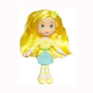 Strawberry Shortcake Mini Soft Doll   Plum Pudding  Toys & Games
