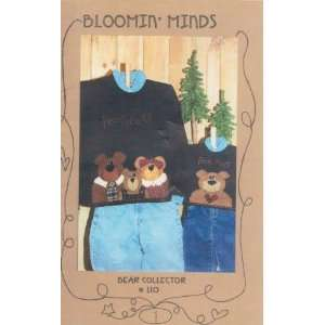 McCall's Crafts Applique Pattern for Sweatshirts and more