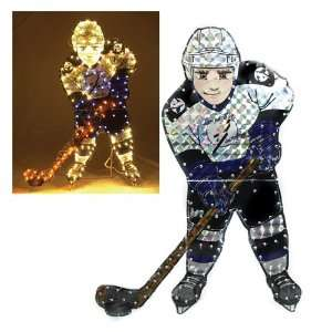 Tampa Bay Lightning Lighted Lawn Figure: Sports & Outdoors