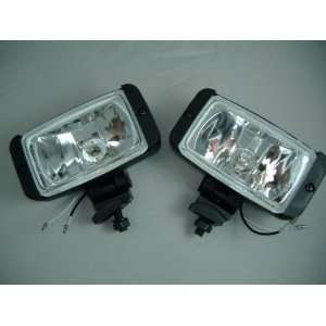 Trailer ORV Truck RV SUV 55W Halogen Work Utility Lights Automotive