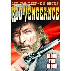 Kid Vengeance Lee Van Cleef, Jim Brown, Leif Garrett